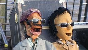 New Orleans Street Puppets