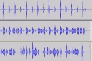 Multi-Track Recording (Audacity)