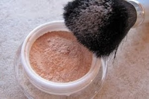 Organic Foundation Powder