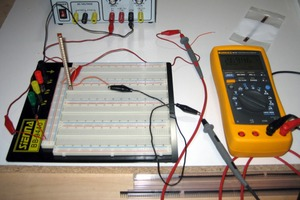 Sensor testing on an Arduino