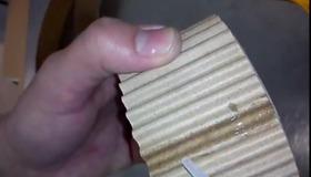 Cardboard Gear DIY