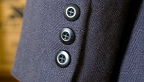 Men's Jacket Sleeve Vents