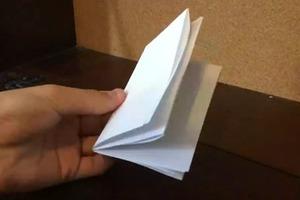 Single Sheet Booklet