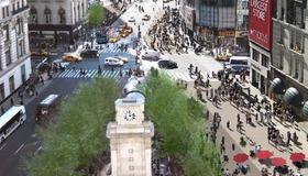 NYC Broadway Pedestrian Zone