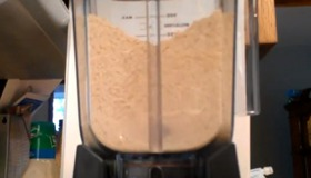 Vitamix Grain Grinding