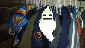 Ghost in the Closet