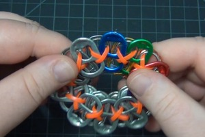 How To Make Recycled Pop Tab Jewelry