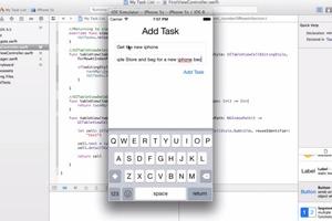 Swift Tutorial - To Do List App