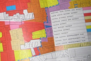 City of Plainfield Zoning Map