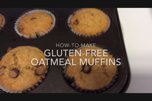 How-to: Gluten-free Muffins