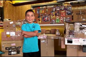 Caine's Arcade Global Cardboard Challenge
