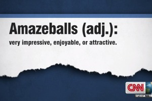 Dictionary's new words are 'cray cray'