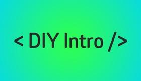 DIY's Intro