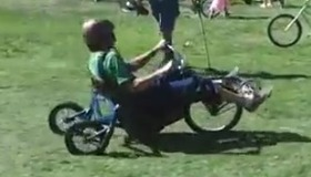 Crazy Bike Rodeo