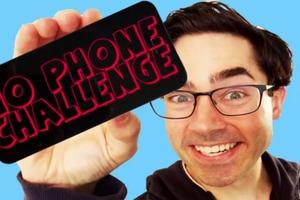 No Phone Challenge