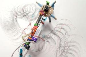Spiral Bot II