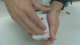 Sleight of Hand Card Trick